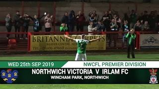 [NVTV][NWCFL] Northwich Victoria Vs Irlam FC [HIGHLIGHTS]