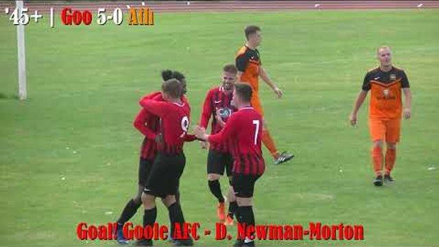 03.08.19 - Goole AFC vs Athersley Rec - Highlights