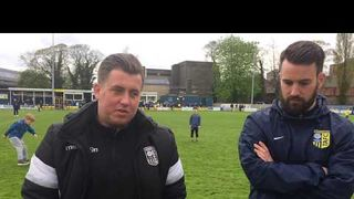 Reaction | Bosses React To Reaching The Play-Offs