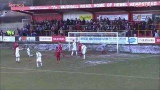 Hemel Hempstead Town FC v Farnborough FC