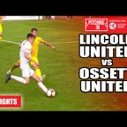 Lincoln United vs Ossett United - The Pitching In Northern Premier League | Highlights