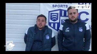 Post Match Interview: Felixstowe