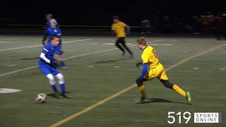 2019Apr11 - Men's Soccer - Berlin FA U19 vs Waterloo United U21
