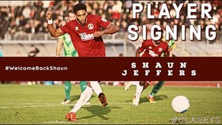 Shaun Jeffers - Welcome back to Chelmsford City