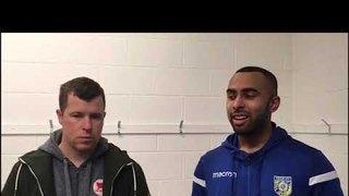 Frickley Athletic 4 vs 1 Stamford - Haze & Mears