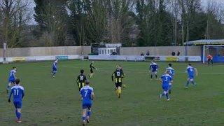 Bury Town Vs Basildon United