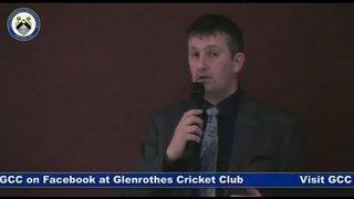 FLASHBACK: Pete Emmett at GCC Sportsmans Dinner