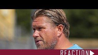 Bath City Reaction: Rod Stringer