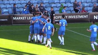 MATCH HIGHLIGHTS: STOCKPORT COUNTY 3-0 CORBY TOWN: