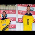Adam Boyes and Curtis Round speak extending their Marske United stay until the end of 22/23 season!