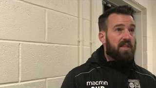 "REACTION | ""We weren't good enough and deserved to get beat"" - Stamford 2-0 Taddy"