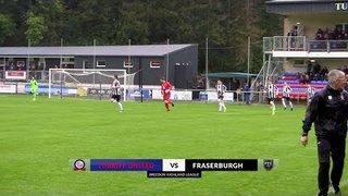 Turriff United vs Fraserburgh | Highlights | Breedon Highland League | 31 August 2019