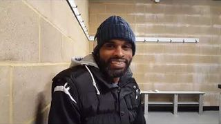 Post Match Interview v CB Hounslow: Donny Rennalls