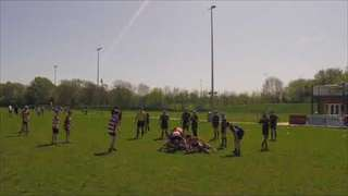 Crowborough RFC U12s vs East Grinstead -  2nd half (22/4/18)