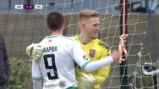 HIGHLIGHTS | Bangor City 1-0 The New Saints (31/03/18)
