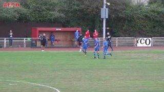 AFC Hornchurch 2 Brightlingsea Regent 2 (10 Sep 16) - own goal