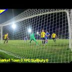 Stowmarket Town vs AFC Sudbury 21/09/21 F.A Cup 2nd Qualifying Round Replay