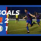 Goals | Maldon & Tiptree 2-1 Grays Athletic | Isthmian League Division One North