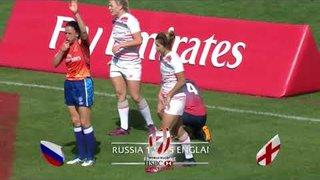 DUBAI HIGHLIGHTS: Three women's teams unbeaten on day one