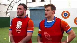 England Rugby - Maul training ideas