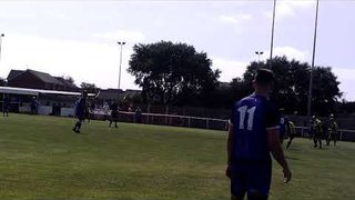 GOALS: Squires Gate 1-1 Lancaster City (Pre Season)