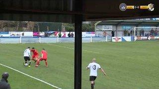 Soares winning Penalty | Dartford FC | Vanarama National League South