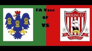 [NVTV] [FAVASE] Northwich Victoria Vs  Sholing FC [HIGHLIGHTS]