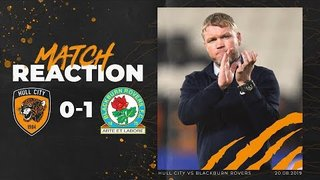 Hull City 0-1 Blackburn Rovers | Reaction | Sky Bet Championship