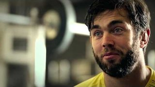 GEOFF PARLING - TRAINING #CommittedToTheGame