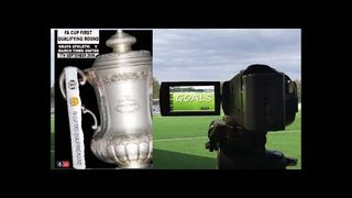 GOALS -  Grays Athletic v March Town United  - FA Cup 1st QR