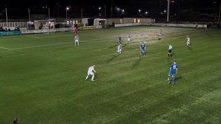 Llandudno 0-1 Y Seintiau Newydd