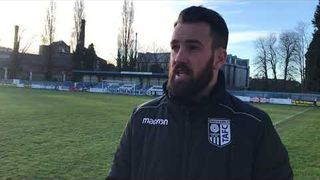 "REACTION | ""I thought we were excellent first half!"" - Taddy 2-0 Wisbech"