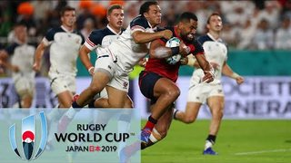 Rugby World Cup 2019: England vs. USA | EXTENDED HIGHLIGHTS | 9/26/19 | NBC Sports