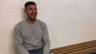 Frickley Athletic 3 vs 0 Loughborough Dynamo - Jono Margetts