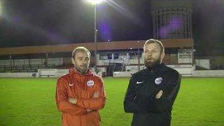 20.08.19 - Post-Match Interview (vs Bottesford)