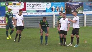 Greg Tindle own goal | Chippenham Town | 26.12.17