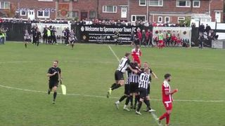 Highlights And Interview - Stourbridge (Play Off Final - Home)