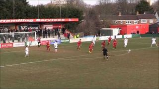 Hemel Hempstead Town FC Vs Bromley FC