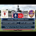 Glossop North End v City of Liverpool 12/09/20