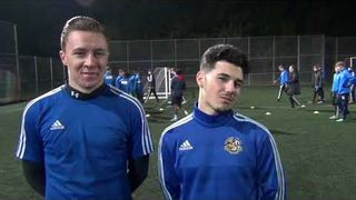 WCFC Reserves - Interview with Sean Dayus and Christos Gabriel