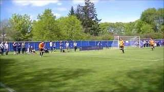 Musselburgh Athletic 0-1 Bo'ness Utd League cup final