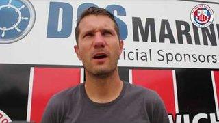 INTERVIEW: Mark Phillips talks signing, start of pre-season