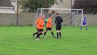 Crossgates Primrose v Bo'ness United 25/8/18