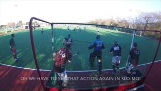 Cheam Hockey v Surbiton - Blossom saves