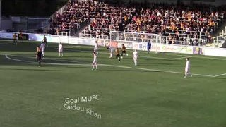Highlights Maidstone United FC V Kings Langley FC Fourth Qualifying Round FA CUP 19 10 2019