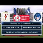 Glossop North End v Kidsgrove Athletic 10/10/20