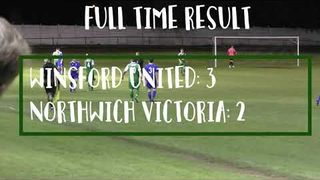 [NVTV] [NWCFL] Winsford United vs Northwich Victoria [GOALS]