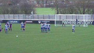 Loughborough University 4 Worcester City 3