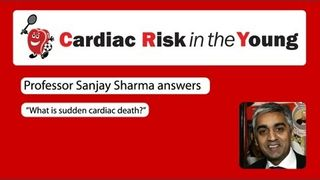 What is sudden cardiac death?