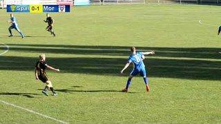 Spalding Utd FC v Morpeth Town AFC
